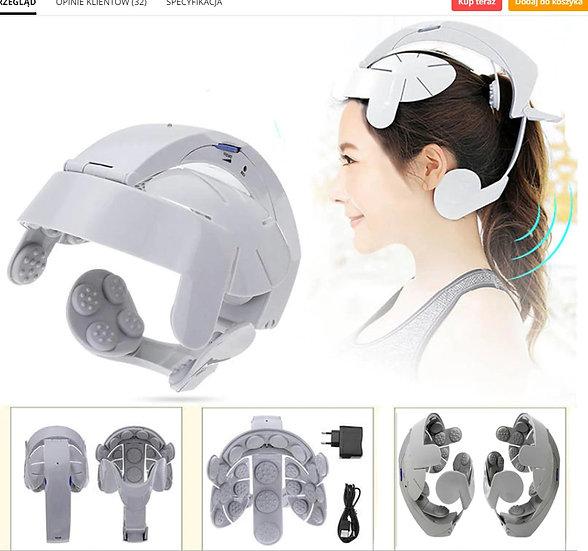 Elektryczny masażer skóry głowy