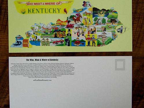 Kentucky Postcard (10 pk)