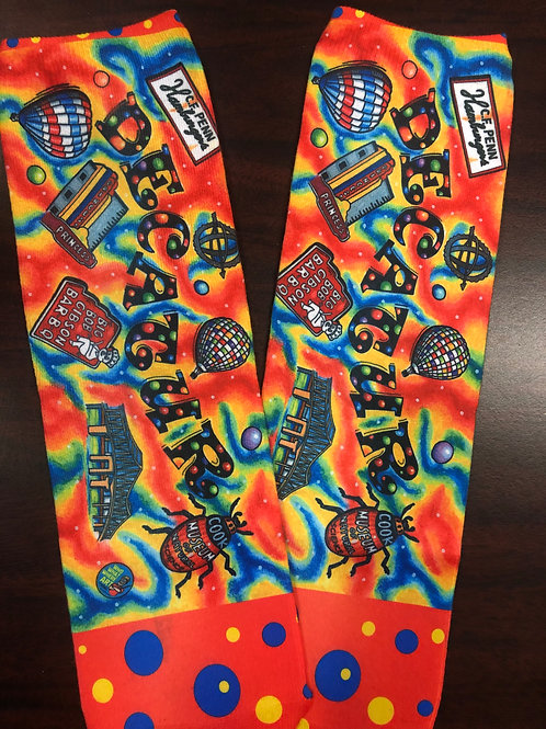 Decatur,  Alabama Crazy Socks
