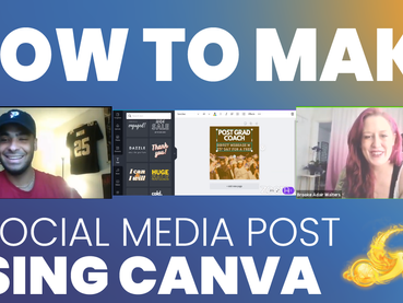 How to Easily Make Your Own Social Media Post Using Canva