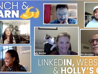 Lunch & Learn: LinkedIn & Websites