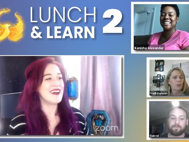 Answering Those Tough Marketing Questions: Lunch & Learn
