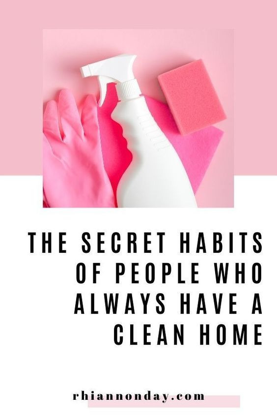 Do you wish cleaning fairies would just visit your house? Well, this is the next best thing. As a neat freak who hates cleaning, I've had to pick up some easy hacks for keeping a clean home, and that's what I'm sharing with you! Keep a clean home | simple cleaning habits | clean house secrets #cleanhomehacks