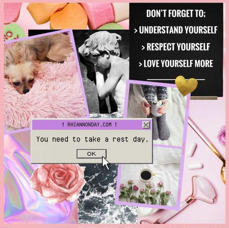 DAY 9 | WHY YOU JUST REALLY NEED THAT REST DAY
