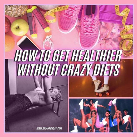 32 WAYS TO LOSE WEIGHT WITHOUT DIETING