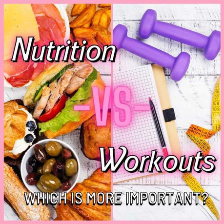 THE SHOWDOWN: EXERCISE –VS- NUTRITION – WHICH IS MORE IMPORTANT FOR WEIGHT LOSS? | DAY 27