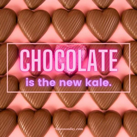 10 REASONS TO EAT MORE CHOCOLATE