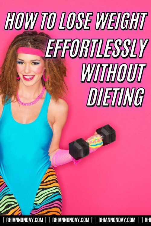 Want to get healthier and lose weight without going on a crazy fad diet or counting calories? Click here to grab my tried and true hacks for effortless weight loss and not a calorie counter in sight. #weightloss #fitness #personaltrainer