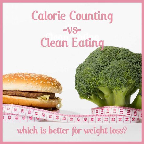 MY FITNESS JOURNEY: CALORIES VS CLEAN EATING - WHICH IS BETTER// DAYS 54 & 55