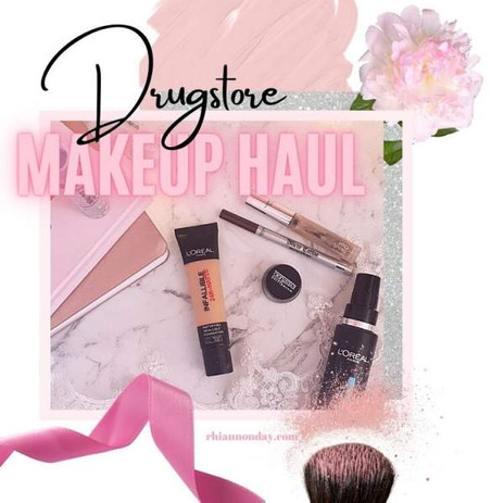 AMAZING DRUGSTORE MAKEUP FINDS FOR SPRING
