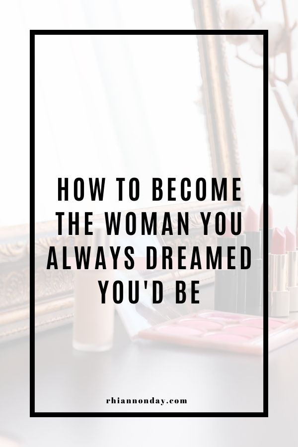 Feel stuck in a rut, like you're living someone else's life? Start living the life of your dreams and become the woman you've always dreamed of being with these actionable tips. Experience greater joy, abundance, confidence, success, wellbeing and most importantly – a sense of self and a fulfilment.