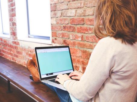 Einkehr und sanftes Gestalten: Was sich in diesem Jahr an meiner Onlinepräsenz noch verändern wird