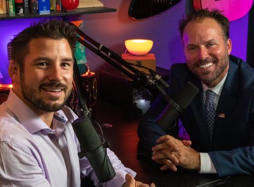 Podcast with Brad Beach