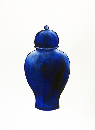 Le vase Majorelle, 2020