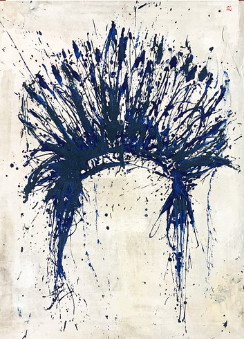 Pataxo bleu