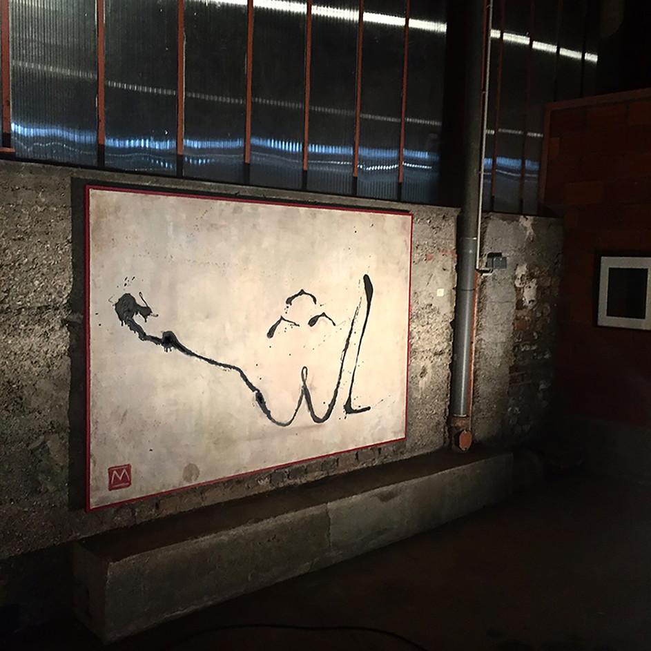 """Exposition """"des figures, des espaces"""" 2017"""