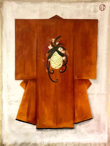 Kimono Ananas, 2018