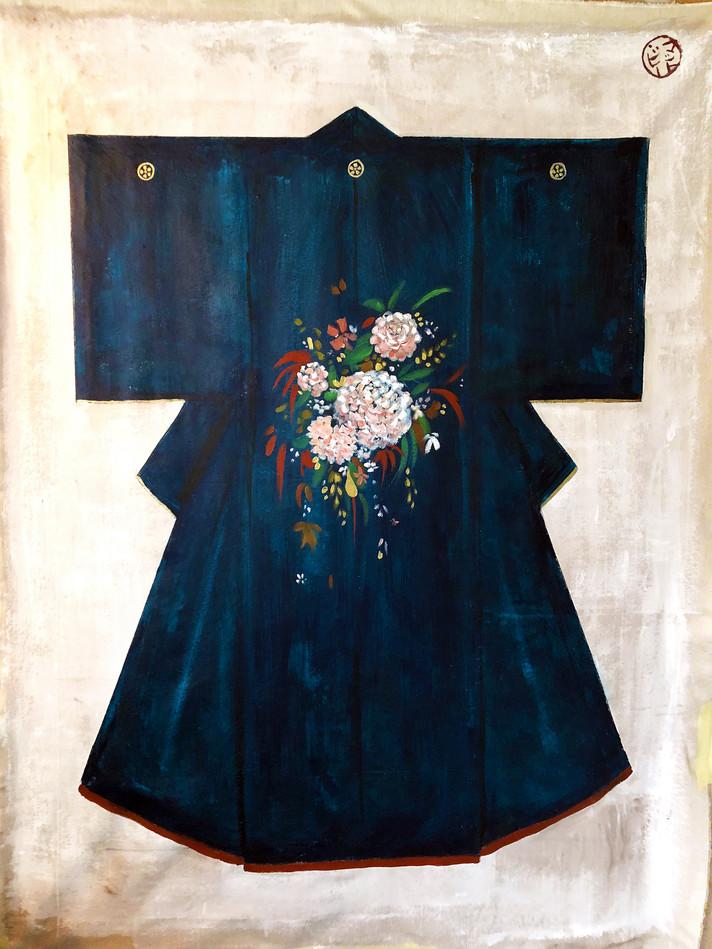 Kimono Camélia, 2018