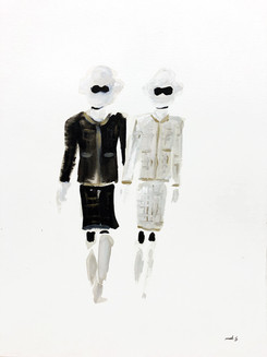 DAFT PUNK CHANEL