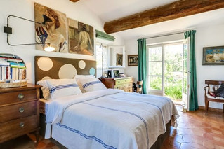 Residential interior design vintage fashion