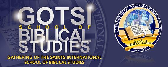 Gathering of the Saints International School of Biblical Studies