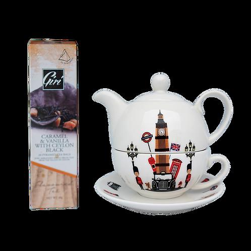 Stay-Home Bundle: Safe-tea Set