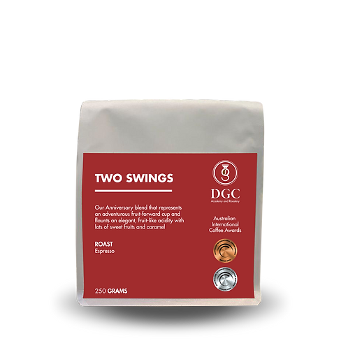 Two Swings Espresso Blend