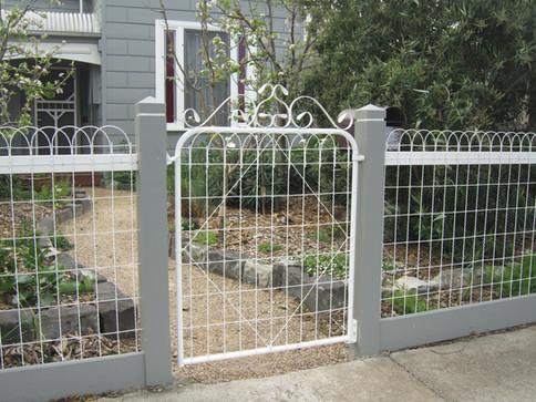 Wire Ped Gate & Fence.JPG