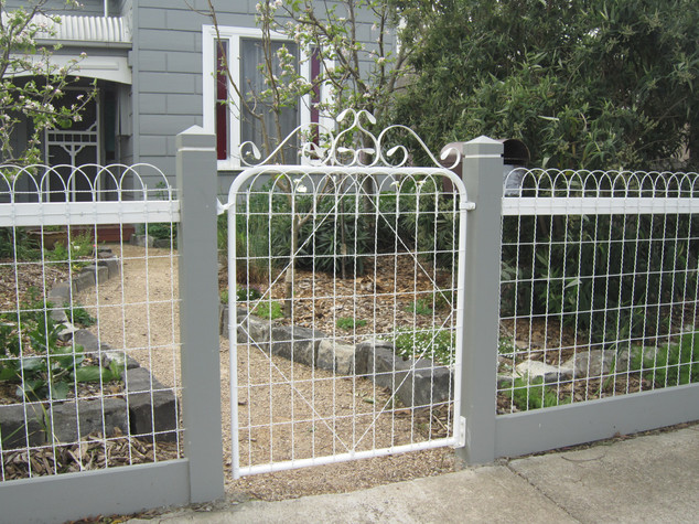 Wire Ped Gate & Fence.JPG