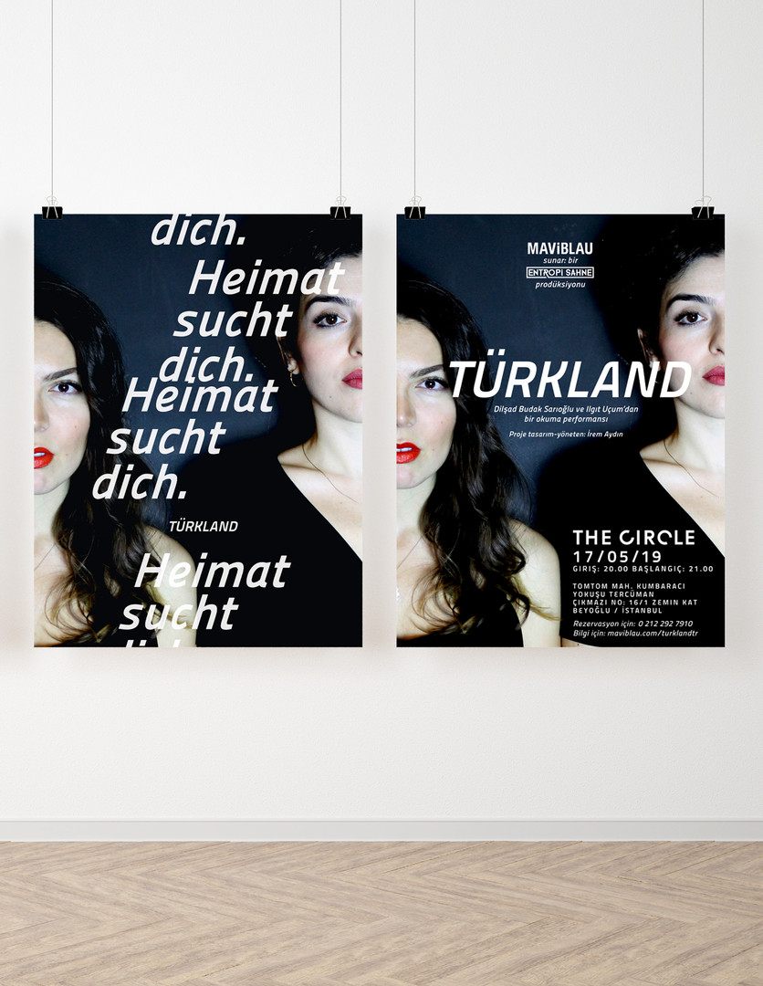 Türkland Tour Plakate