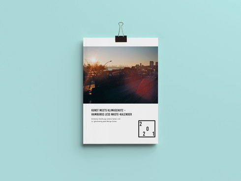Less Waste-Kalender