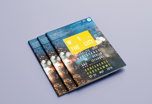 We the City Booklet