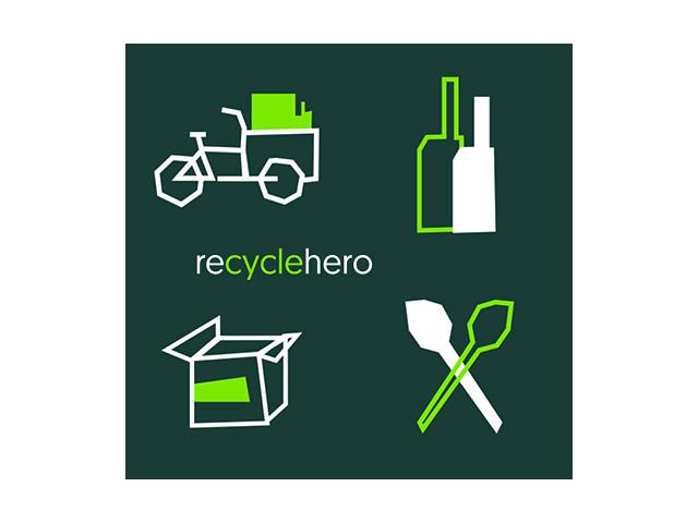 Recyclehero Icons