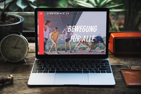 Störtebeker SV Website