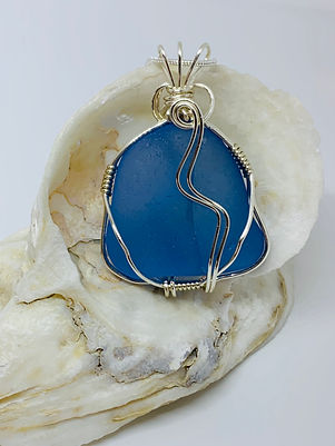 SeaGlass Jewelry by Nora