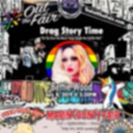 OATF - Drag Story Time - Marin County Fa