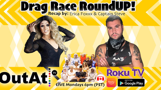 Drag Race RoundUP - Canada Season 1