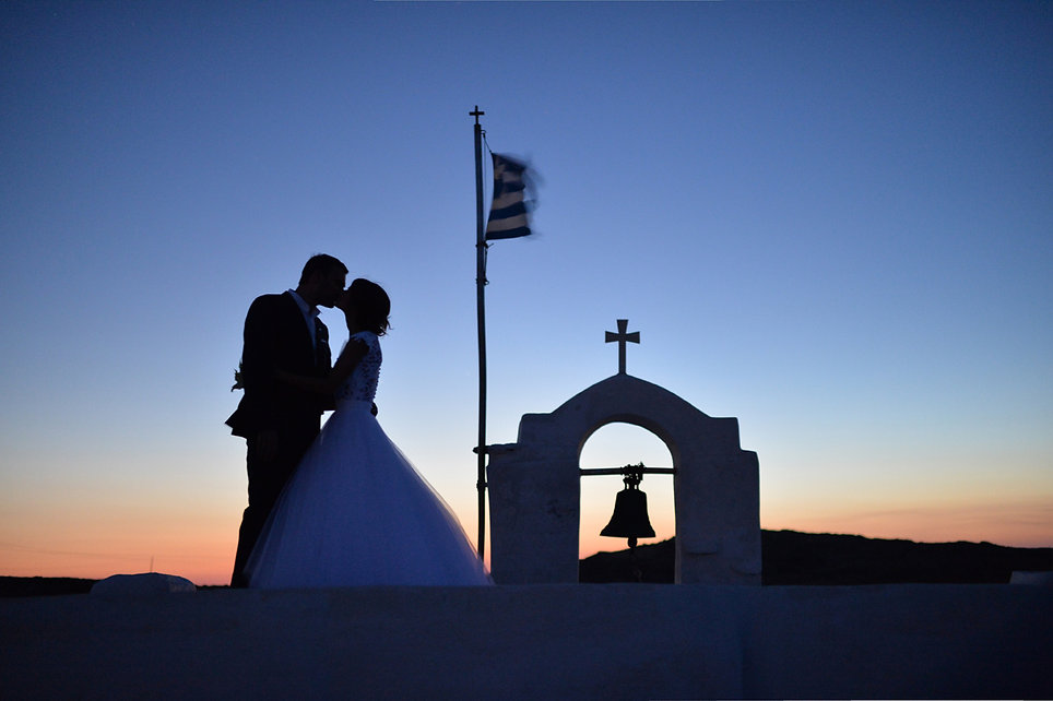 Greece wedding photographer - Paros wedd