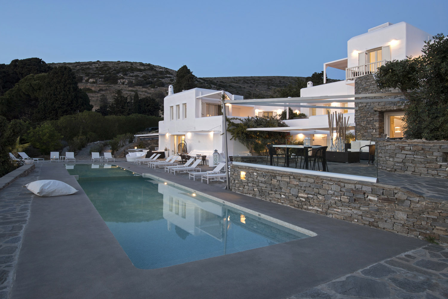 Paros Greek architecture photography