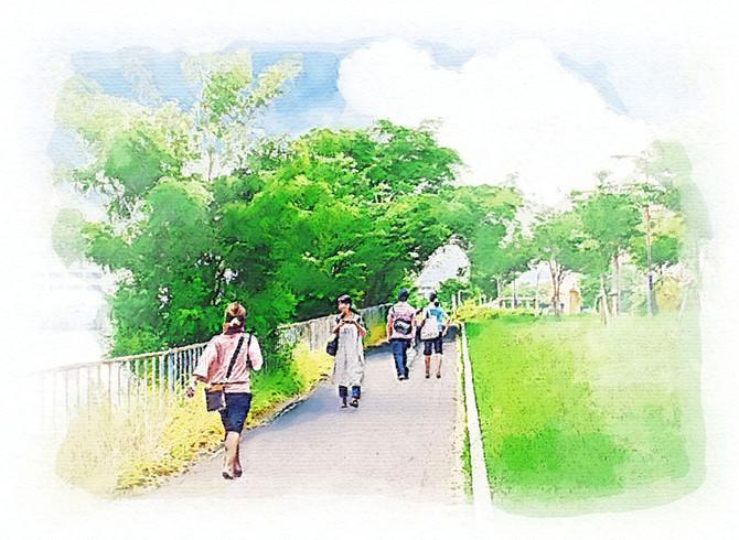 都島区蕪村公園