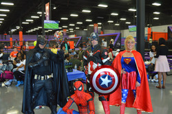 Super Heroes Meet & Greet