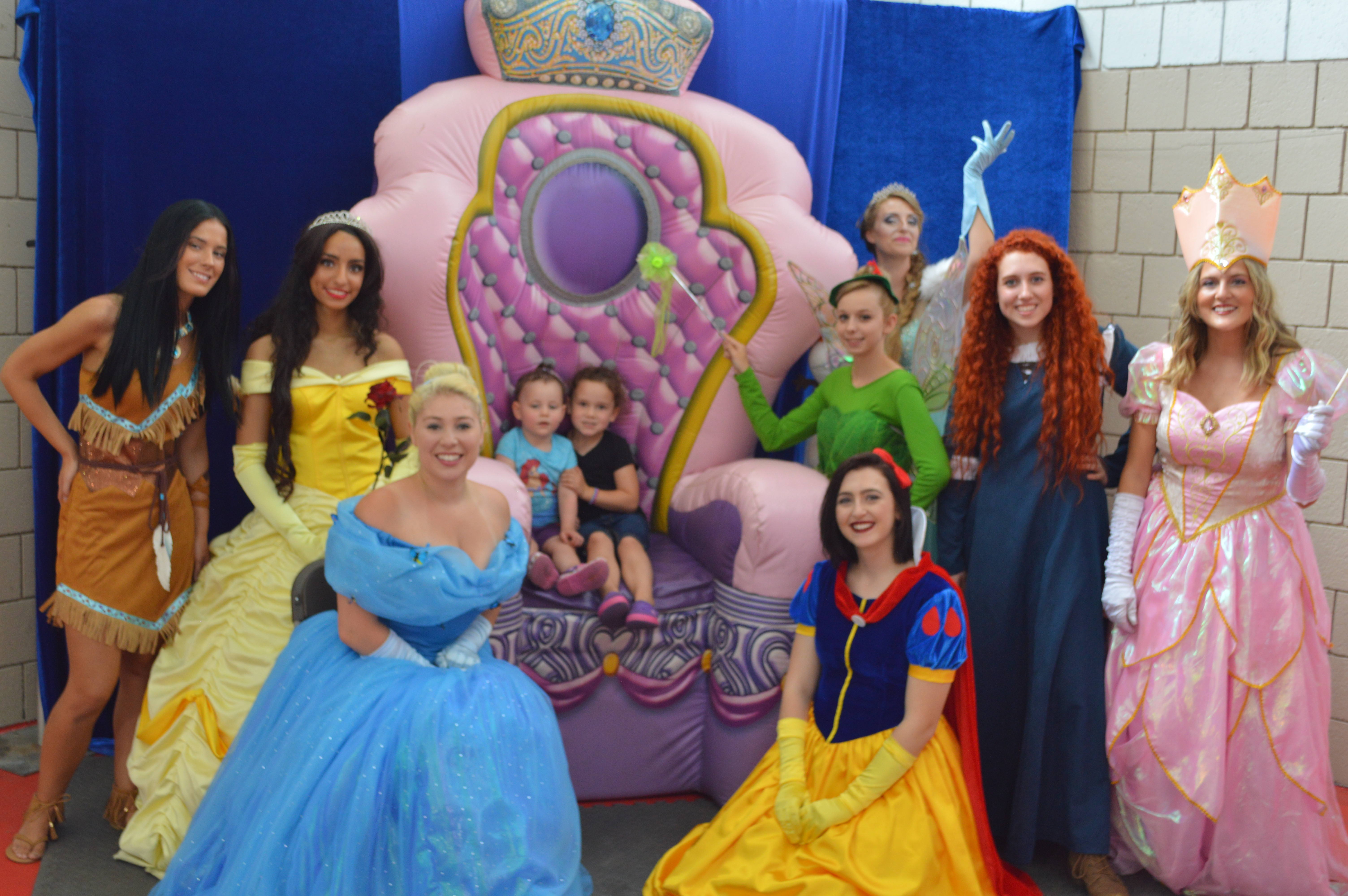 Princess Meet & Greet