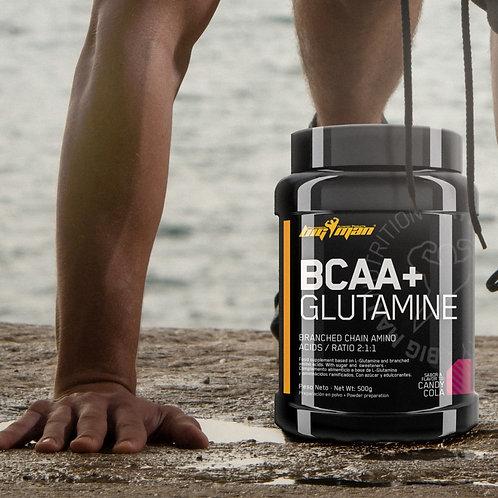 BCAA+GLUTAMINE 500g