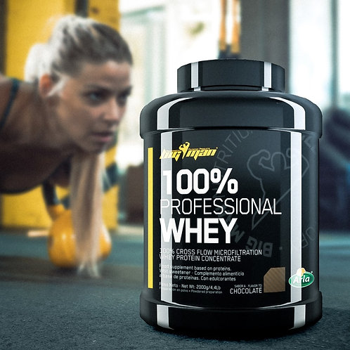 100% PROFESSIONAL WHEY 4,4Lb