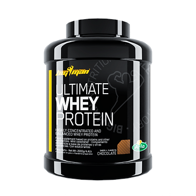 ULTIMATE WHEY PROTEIN