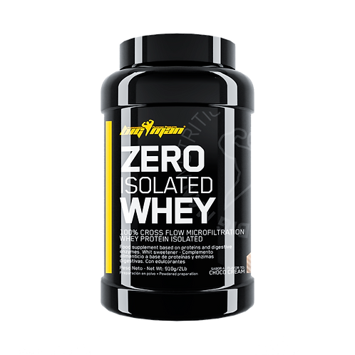 ZERO ISOLATED WHEY 2Lb