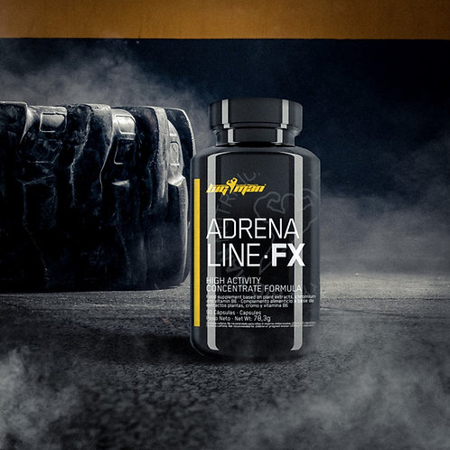 ADRENALINE·FX 90 Cáp.
