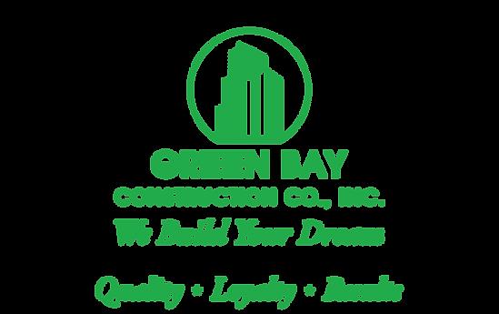 Green Bay Construction Company Inc Logo
