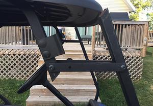 Golf Cart Roof Lowering Kit Golf Car Options