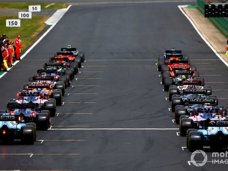 LANDO NORRIS REVIEWS THE 2020 BRITISH GP